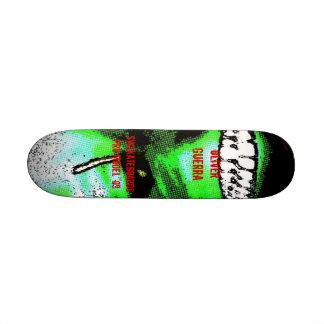 SWSkateboards Oliver Guerra Pro Model 09 Skate Deck