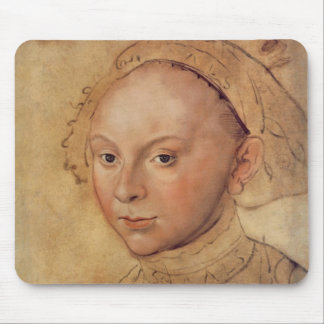 Sybille of Cleves Mouse Pad