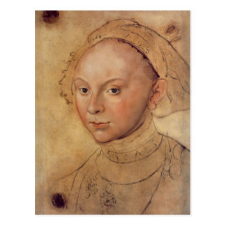 Sybille of Cleves Postcard
