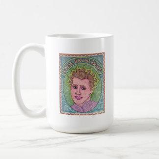 Sybil's Postage Stamp Mug.....