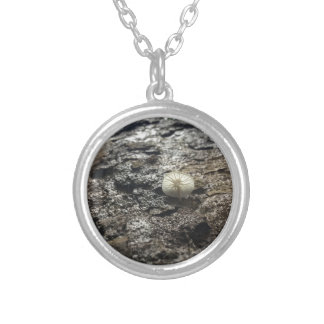 Sycamore Tower Silver Plated Necklace