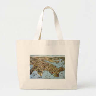 Sydney 1888 large tote bag