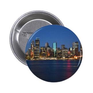 Sydney, Australia 6 Cm Round Badge