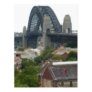 Sydney, Australia. Harbour Bridge. Postcard
