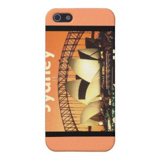 SYDNEY Australia iPhone 5/5S Cases