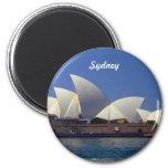 Sydney Australia Opera House Travel Refrigerator Magnet