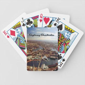 Sydney Australia Card Deck