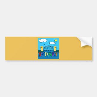 Sydney Bumper Sticker