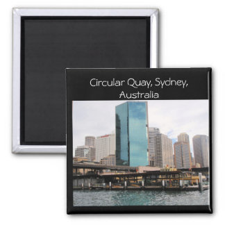 sydney circular quay magnet
