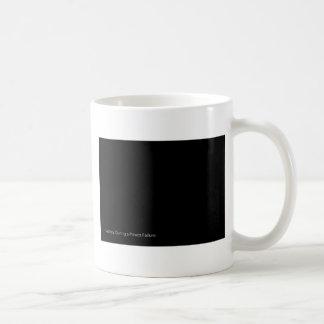 sydney during  a power failure coffee mugs