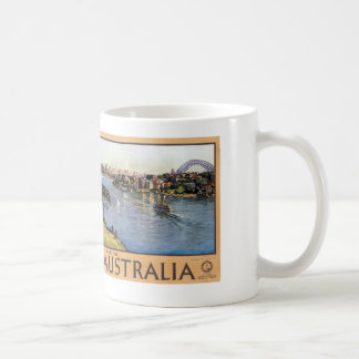 Sydney Harbour Australia Coffee Mug
