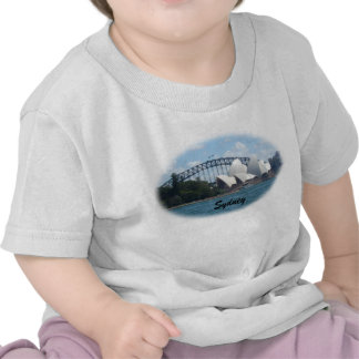 sydney harbour baby shirts