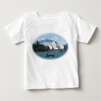 sydney harbour baby tshirts