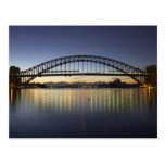Sydney Harbour Bridge and Sydney Opera House at