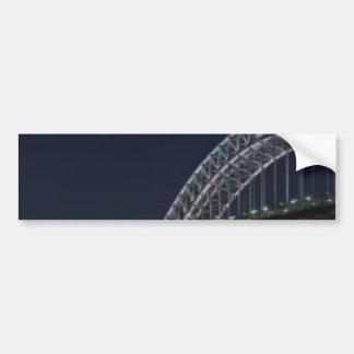 Sydney Harbour Bridge Austrailia Bumper Sticker