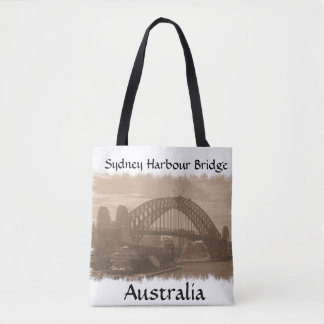 Sydney Harbour Bridge, Australia bag