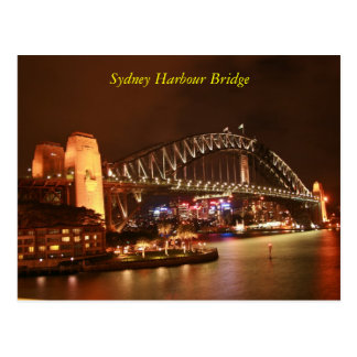 Sydney Harbour Bridge Postcard