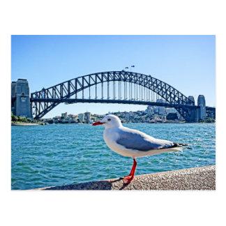 Sydney Harbour Bridge - Sydney, Australia Postcard