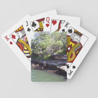Sydney Harbour Foreshore Playing Cards