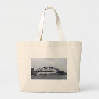 Sydney Harbour Large Tote Bag