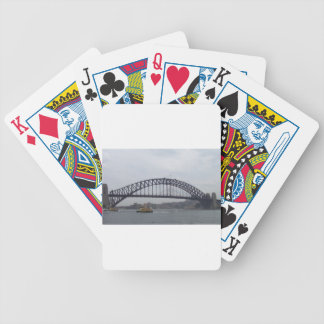 Sydney Harbour Poker Cards