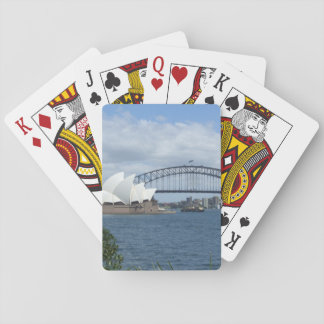 Sydney Harbour Playing Cards