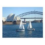 Sydney Harbour Post Cards