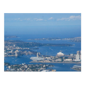 Sydney Harbour Postcard