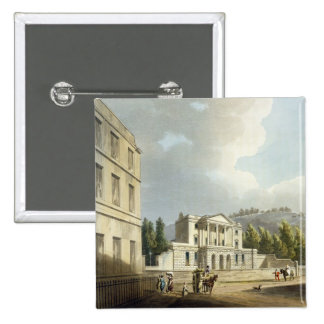 Sydney Hotel, from 'Bath Illustrated by a Series o 15 Cm Square Badge