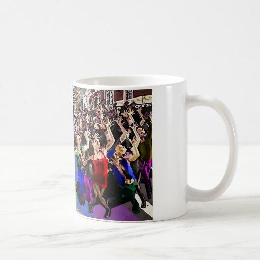 Sydney March Against Police Violence Merch Coffee Mug