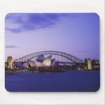 Sydney Opera House and Harbour, New South 2 Mouse Pad