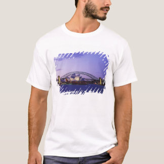 Sydney Opera House and Harbour, New South 2 T-Shirt