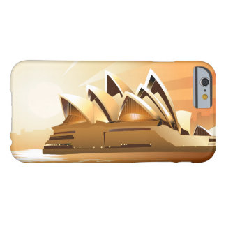 Sydney Opera House at sunrise Barely There iPhone 6 Case