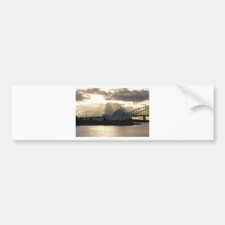 Sydney Opera House Bumper Sticker