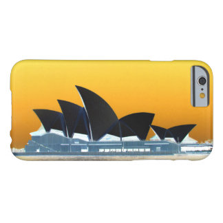 sydney opera house inverted barely there iPhone 6 case