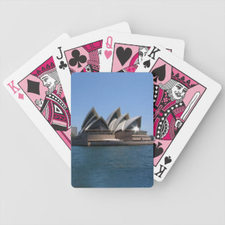 Sydney Opera House, Playing Card