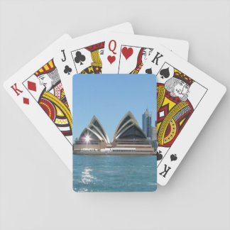 Sydney Opera House Playing Cards
