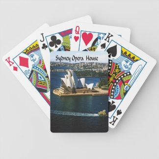 Sydney Opera House Card Decks