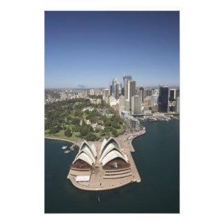 Sydney Opera House, Royal Botanic Gardens, CBD Photograph