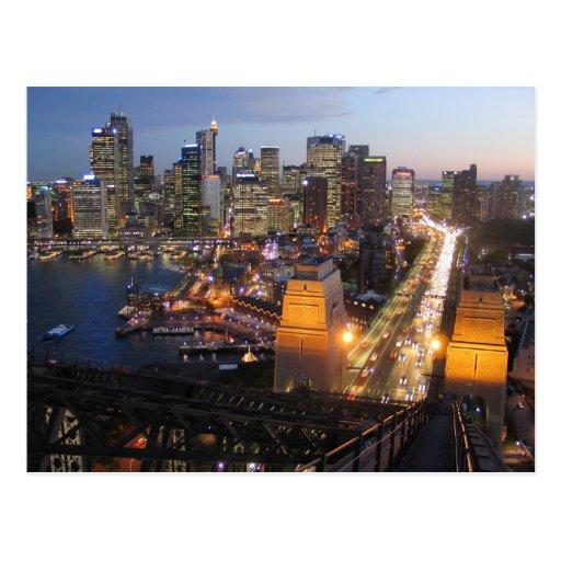 Sydney Postcard
