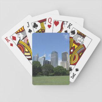 Sydney Skyline Playing Cards