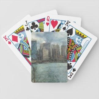 Sydney skyline poker deck