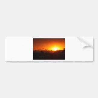 Sydney Sunset Bumper Sticker