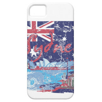 sydney vintage australia iPhone 5 covers