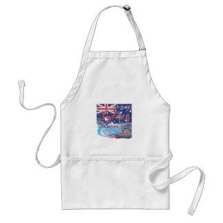 sydney vintage australia standard apron