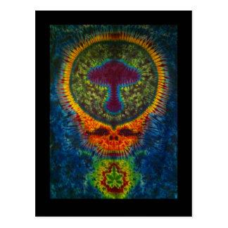 SYF Tie-dye Tapestry Postcard