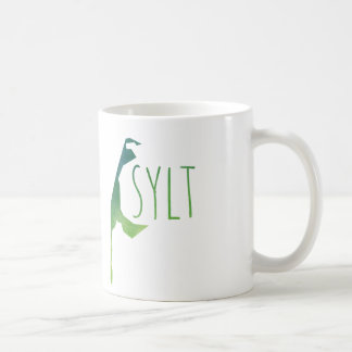 Sylt Map Coffee Mug