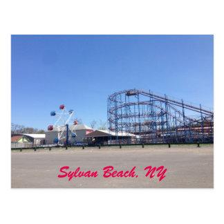 Sylvan Beach NY Postcard