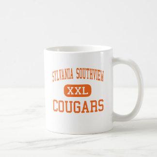 Sylvania Southview - Cougars - High - Sylvania Coffee Mug