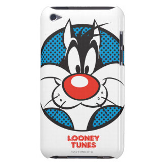 SYLVESTER™ Dotty Icon Barely There iPod Cover